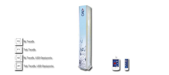 ECO SERİSİ CEH200-F2 - ELEKTRİKLİ ISITICILI